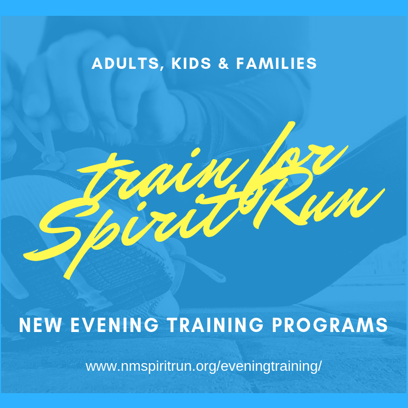 New evening training program - Visit Stu News Newport to read about Spirit Run's new evening training for adults, families, and kids to prepare for Spirit Run.