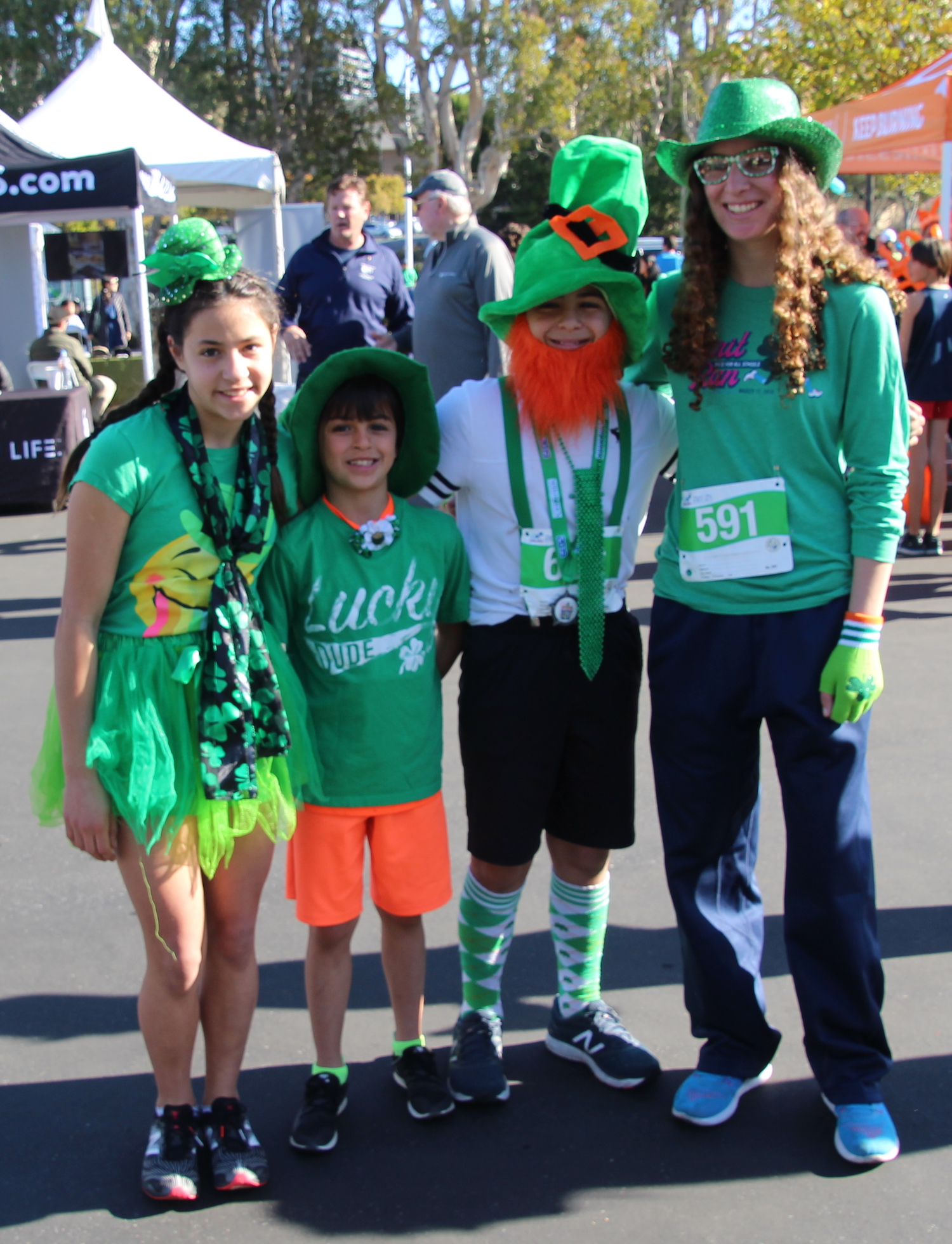 Spirit Run on St. Patrick's Day Created Memorable Moments - Read Stu News Newport for a recap of the fun enjoyed by all ages at the 36th Annual Spirit Run.