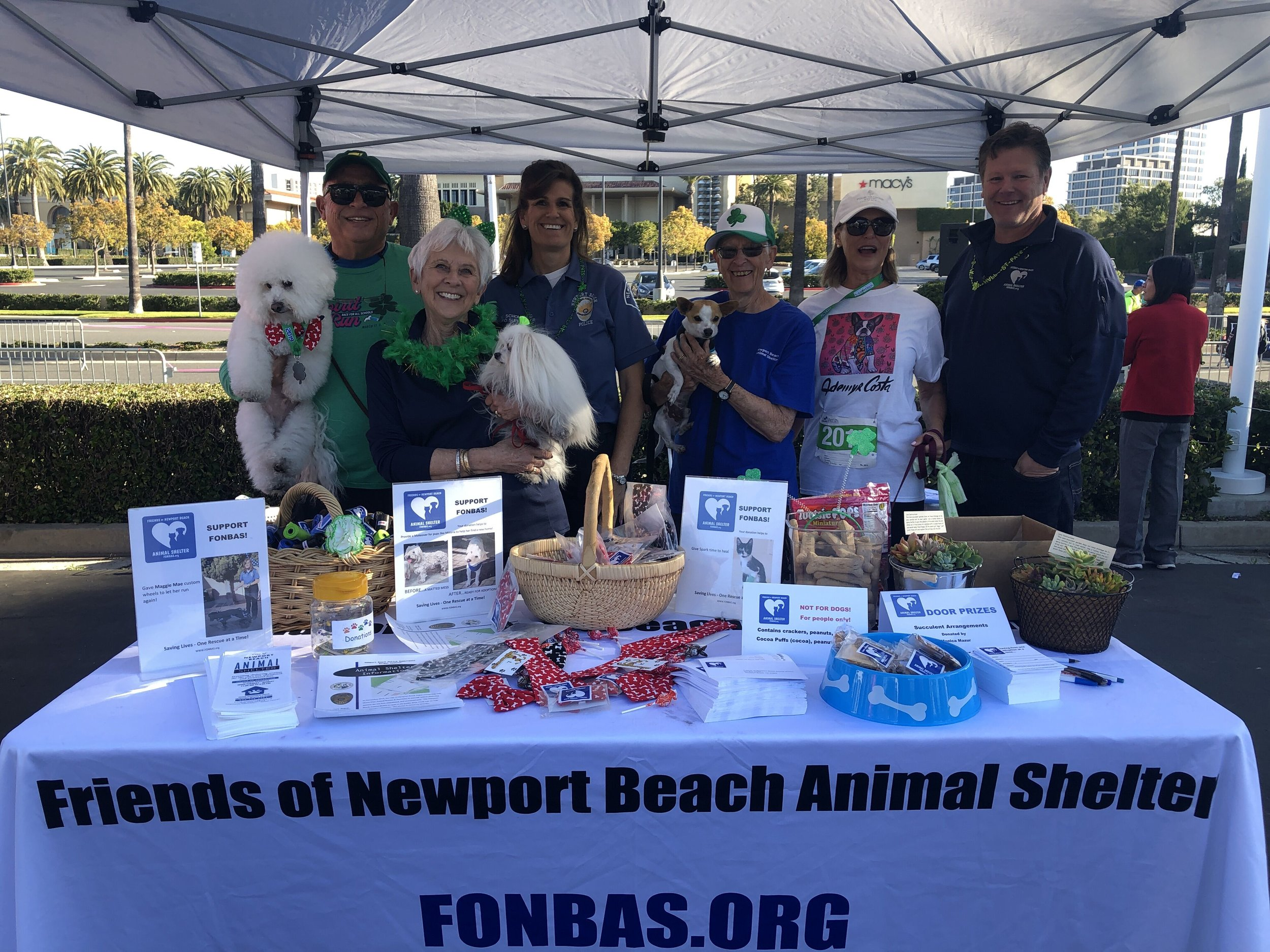 friends of newport beach anicmal shelter booth.jpeg