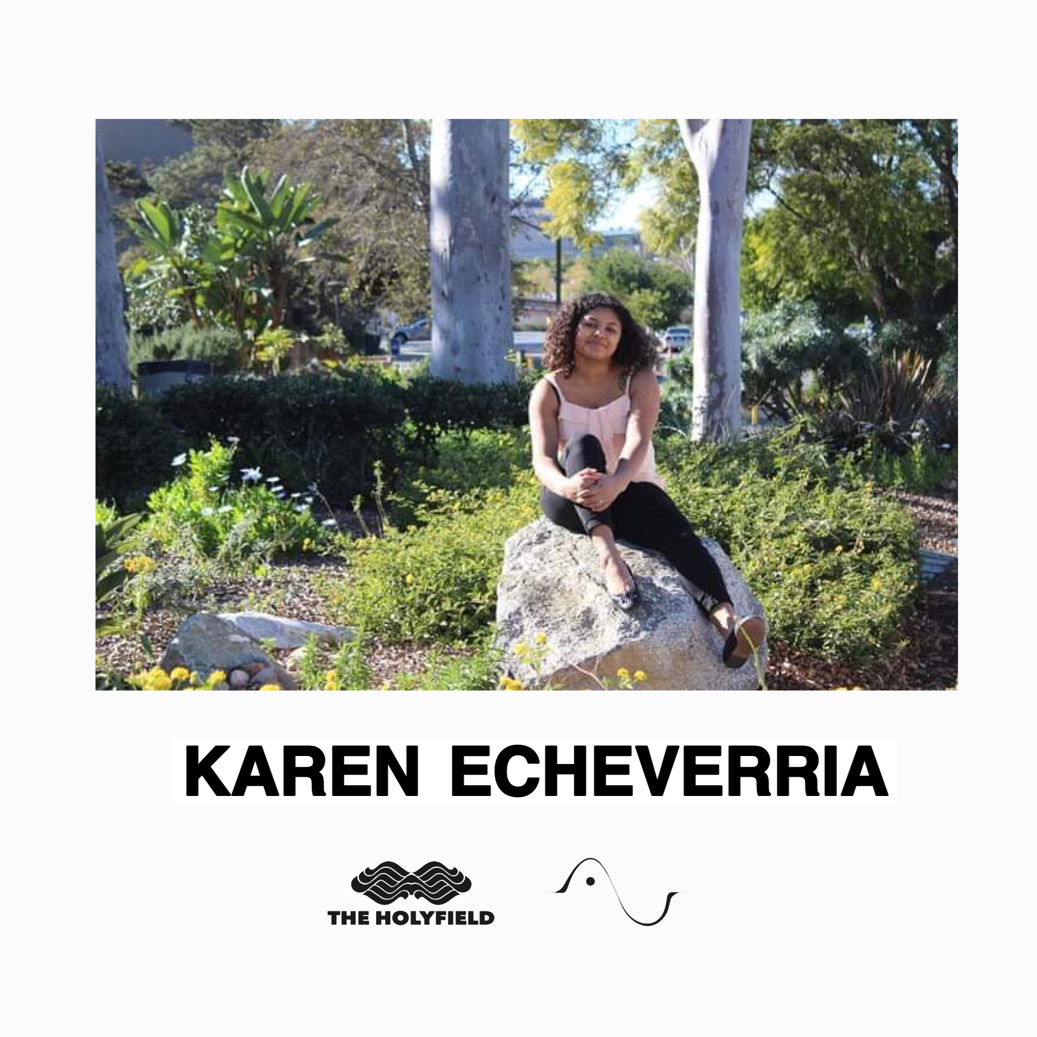 Karen Echeverria is a young black and Mexican woman who will talk about using the community to turn her Monsters into masterpieces.
