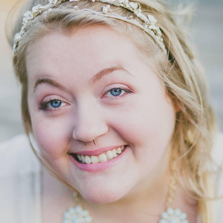 Portrait of Sarah Zecchini