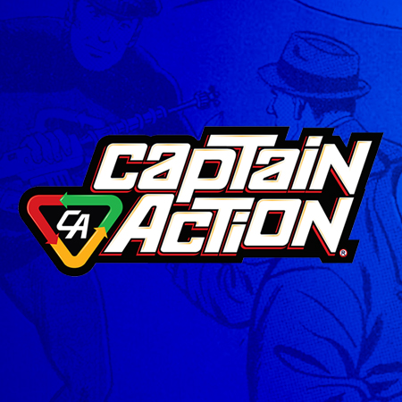 Captain Action   Adventure / Kids 6-11 Live Action / 3D