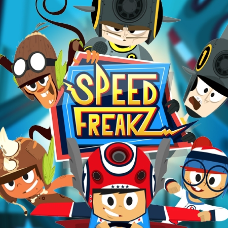 Speed Freakz   Comedy /Kids 6-9 Animated
