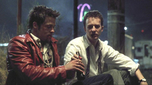 """As Tyler Durden said: """"How much can you know about yourself if you've never been in a fight?"""""""