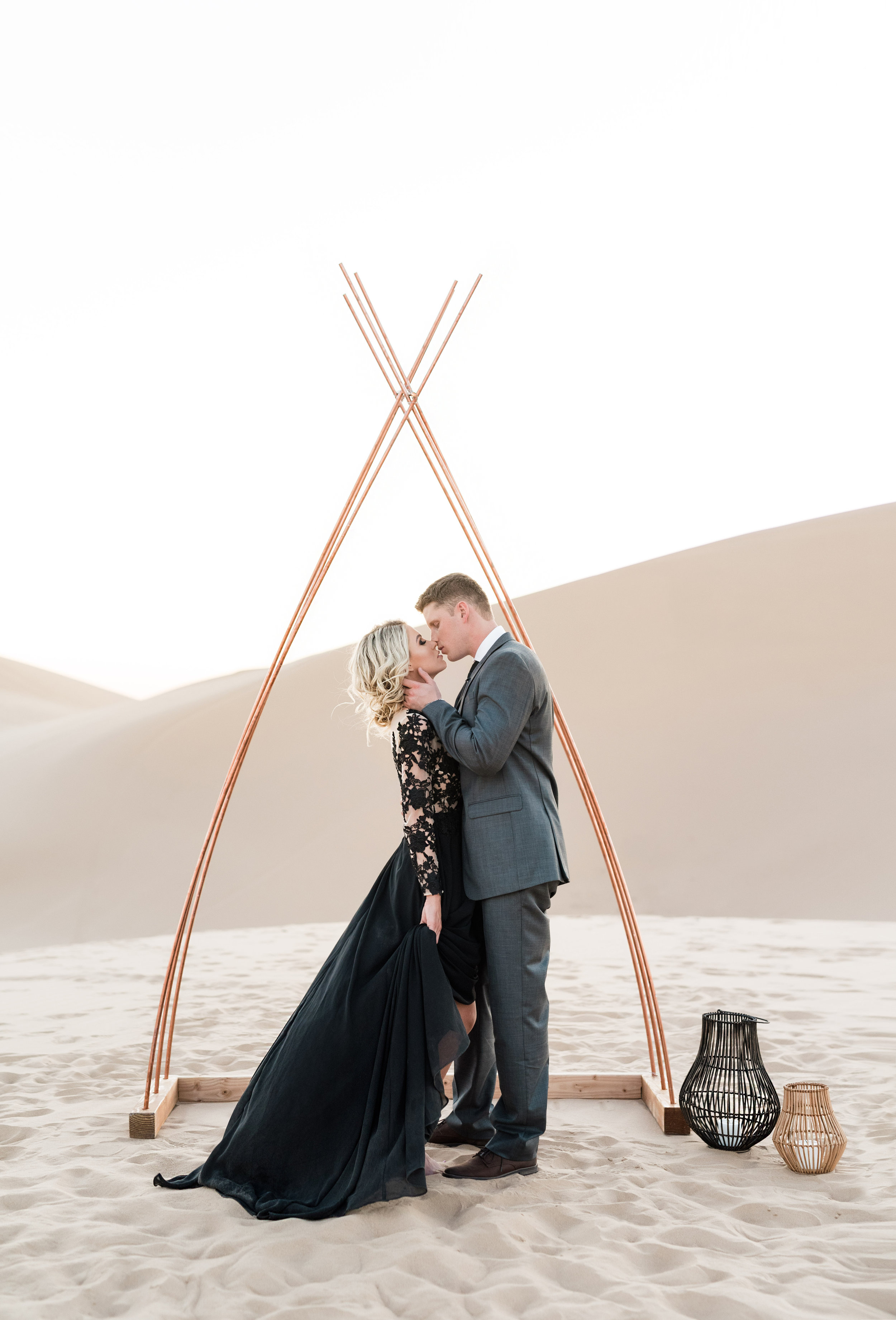 ELOPEMENT    Morgan & Michael     Imperial Sand Dunes, CA