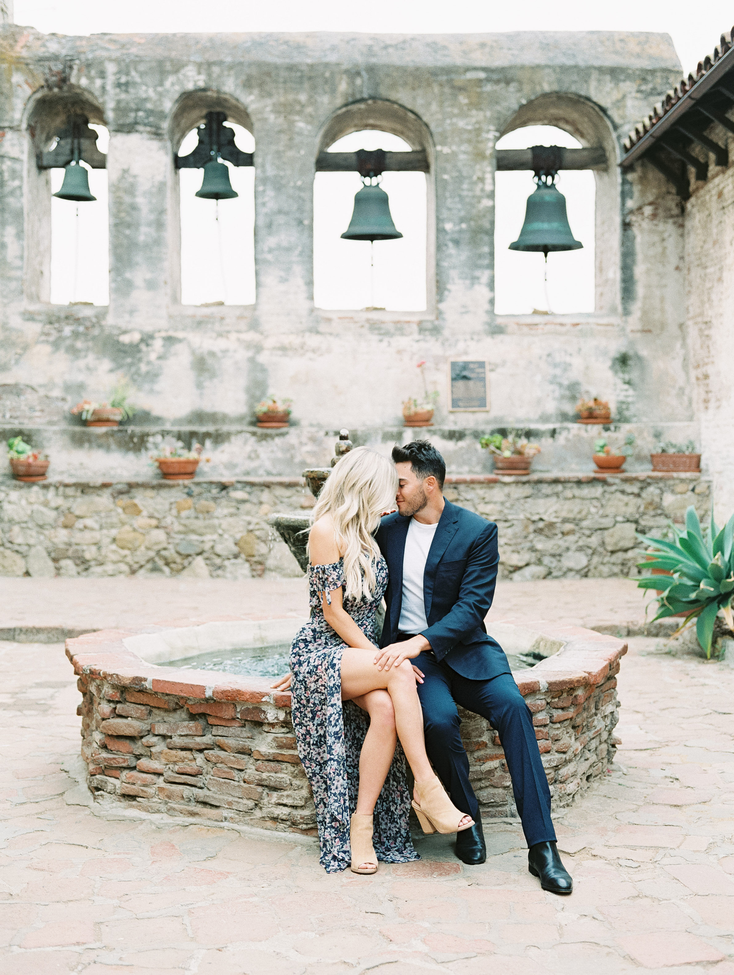 COUPLES  Jaylee & Michael   Mission San Juan Capistrano, CA