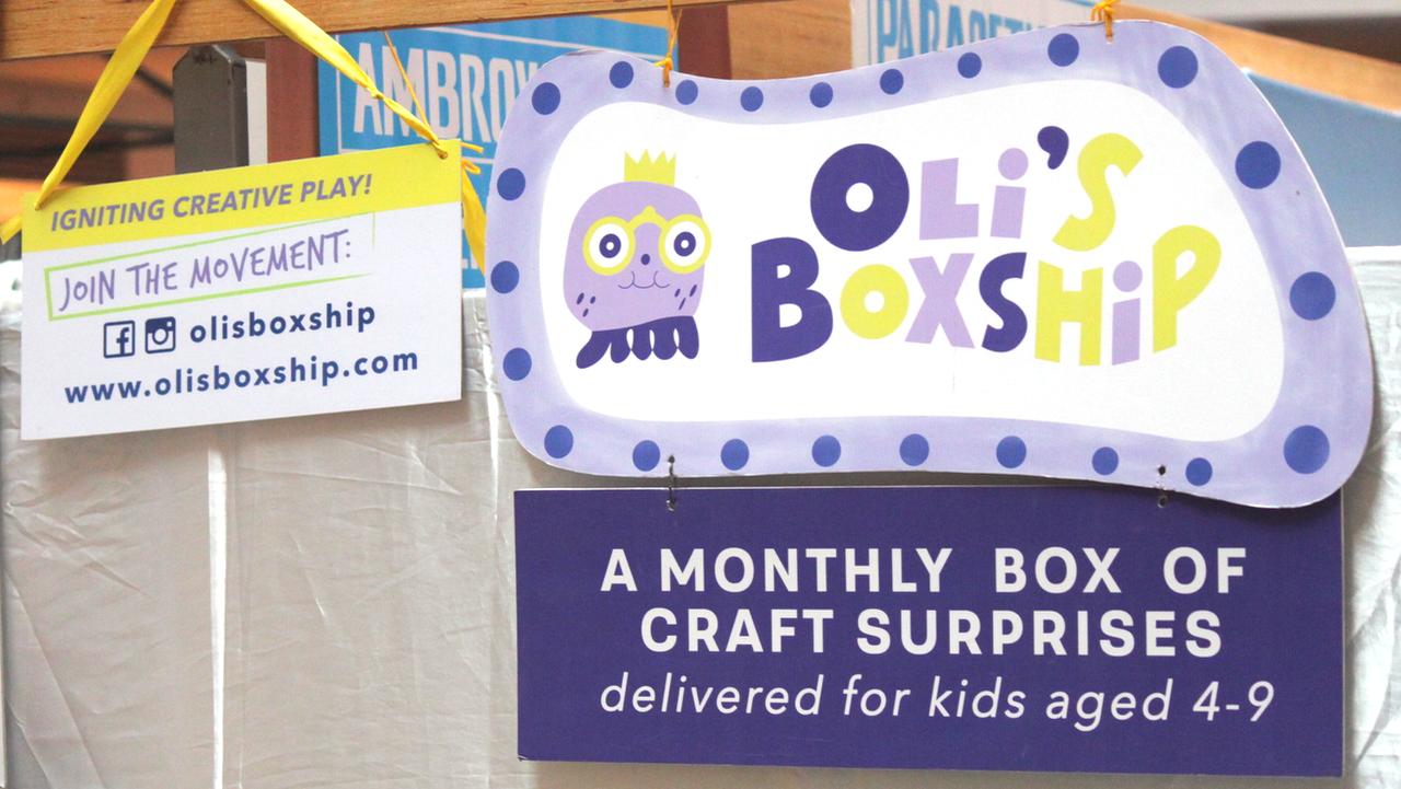 Oli's Boxship -