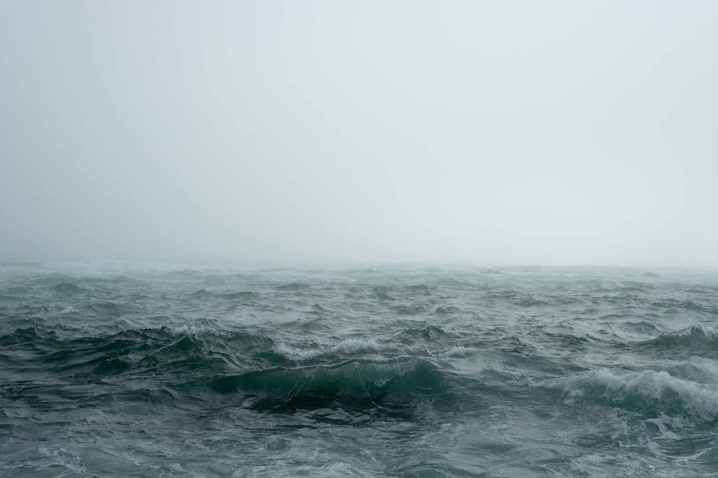 Don't Get Lost in the Storm -
