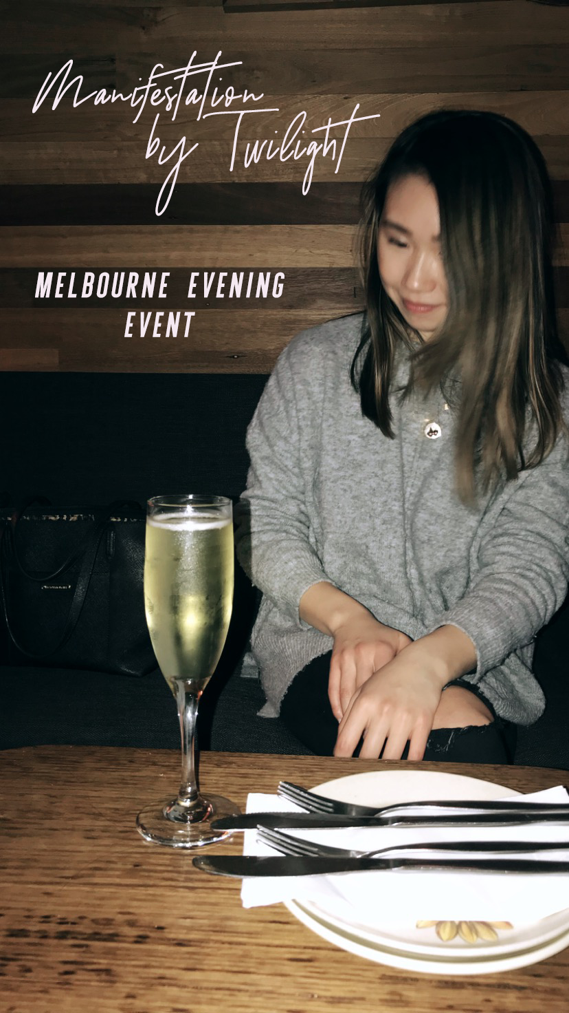 Manifestation By Twilight - A melbourne evening eventSet intentions + goals for successful manifestations.