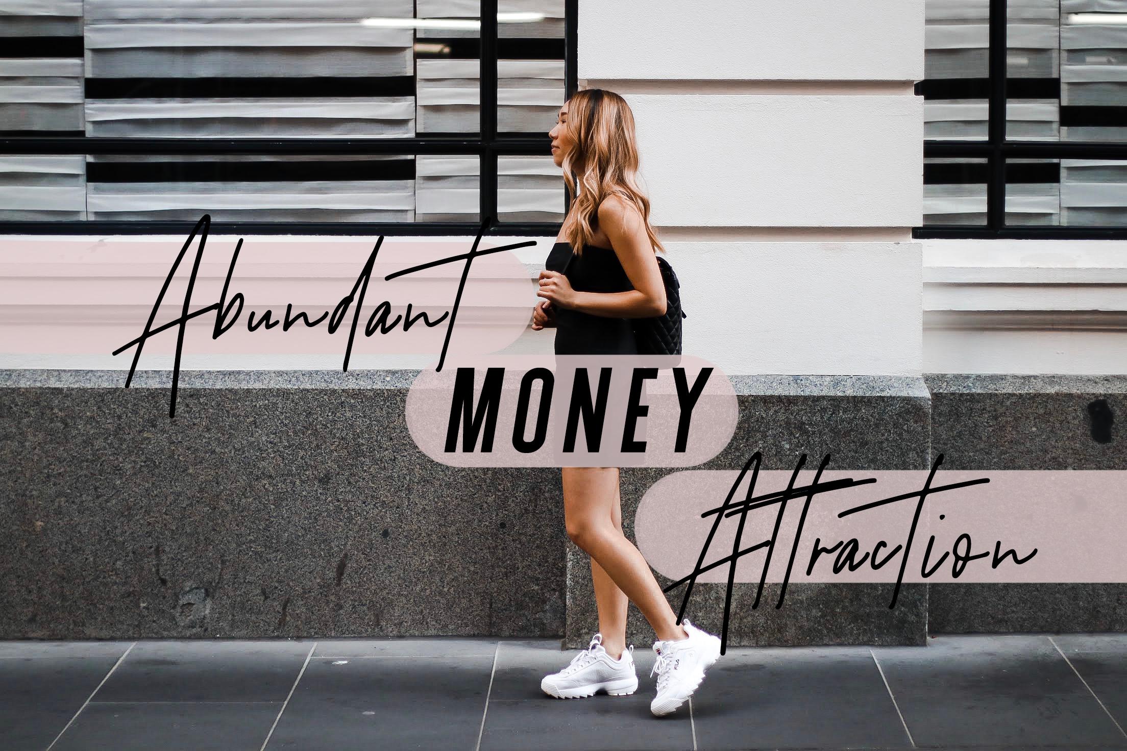 abundant money attraction