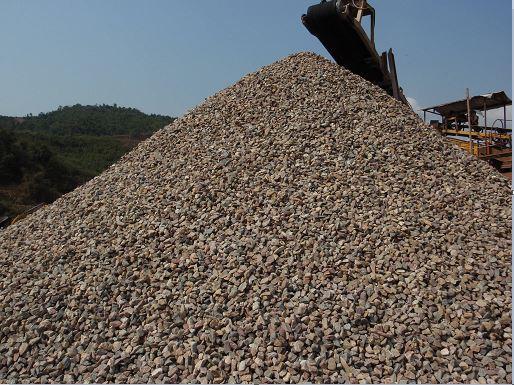 Gravel production