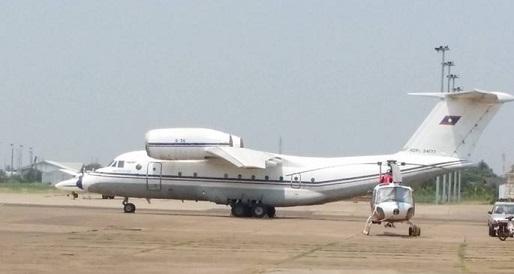 Anotov AN-74TK-100 aircraft