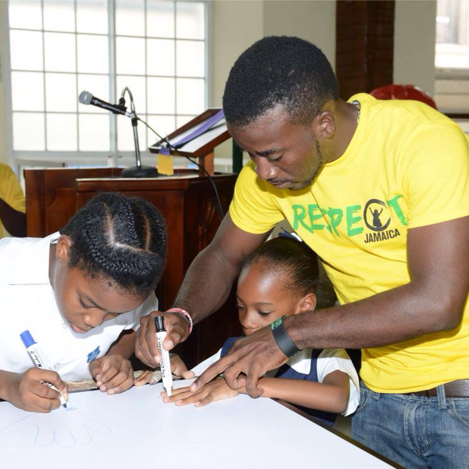 Read Across Jamaica Day