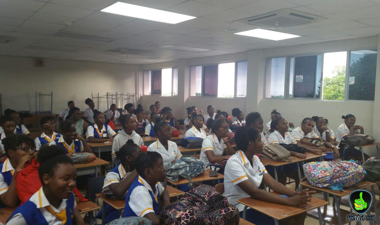 St. Hughs High School For Girls Positive Society Launch