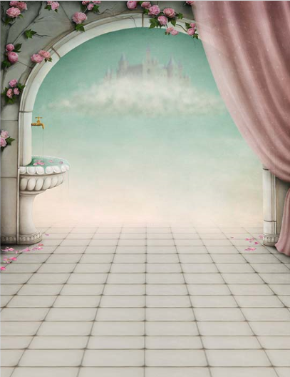 Fairytale heaven