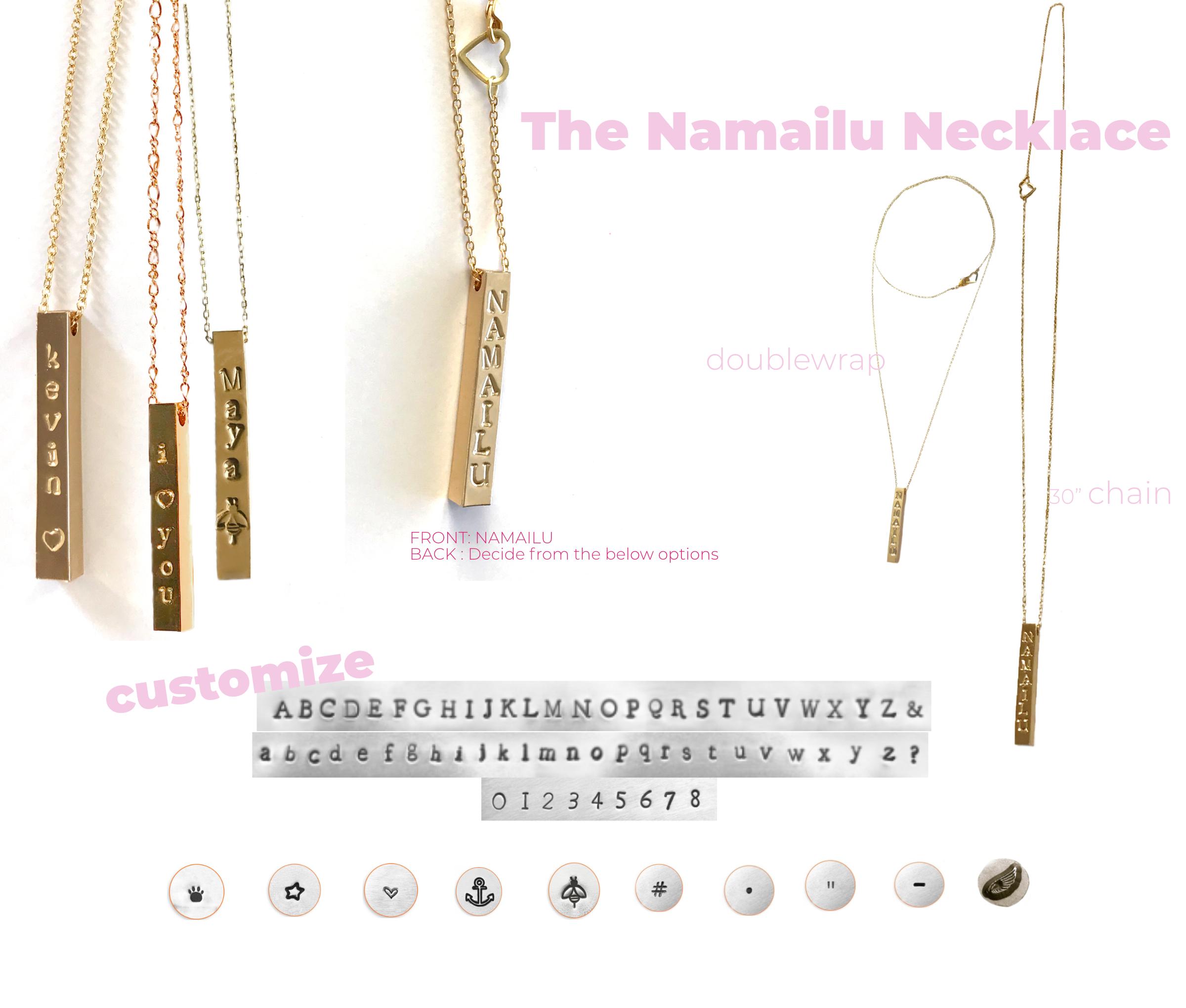 Namailu Necklace Gem