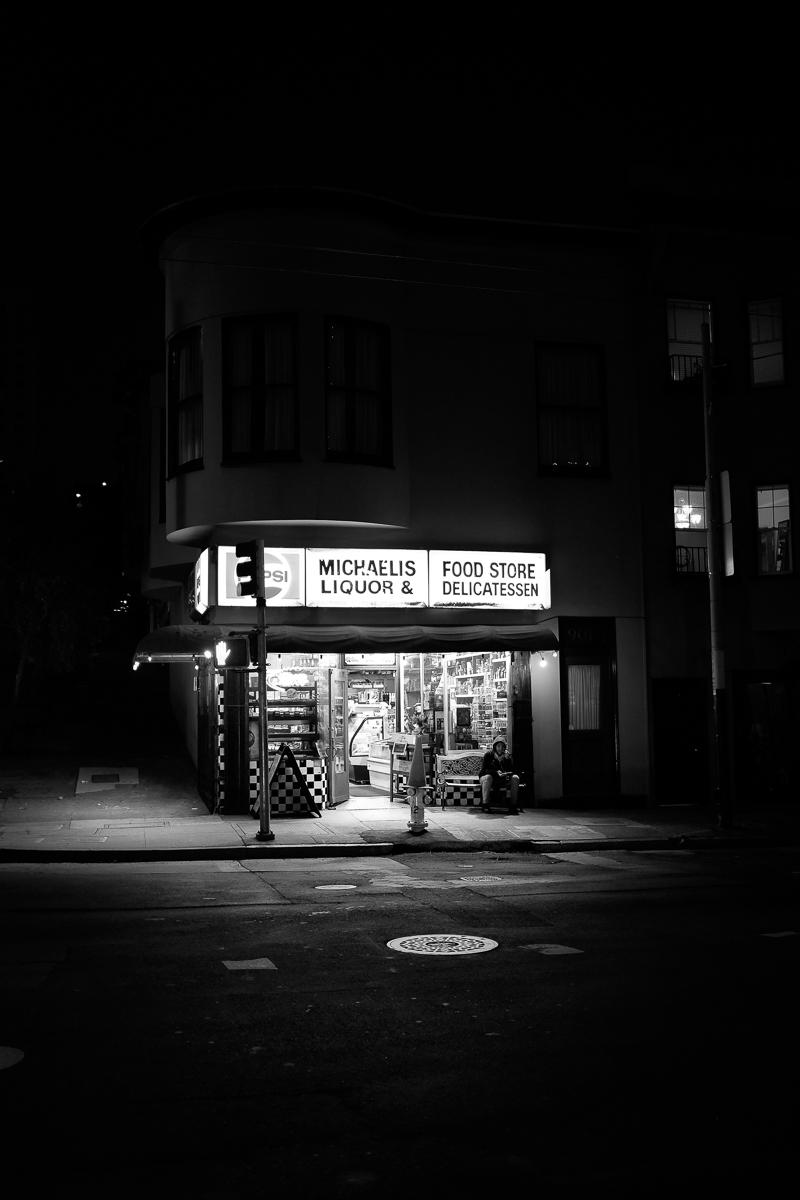 Liquor store light