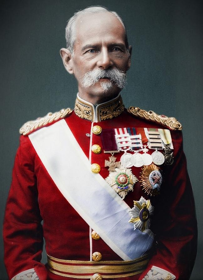 general lorDroberts -