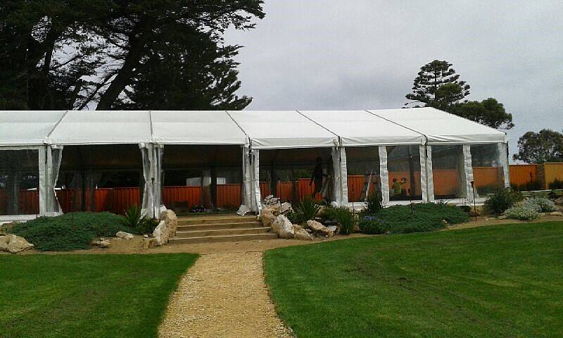 Port Fairy Marquee Hire