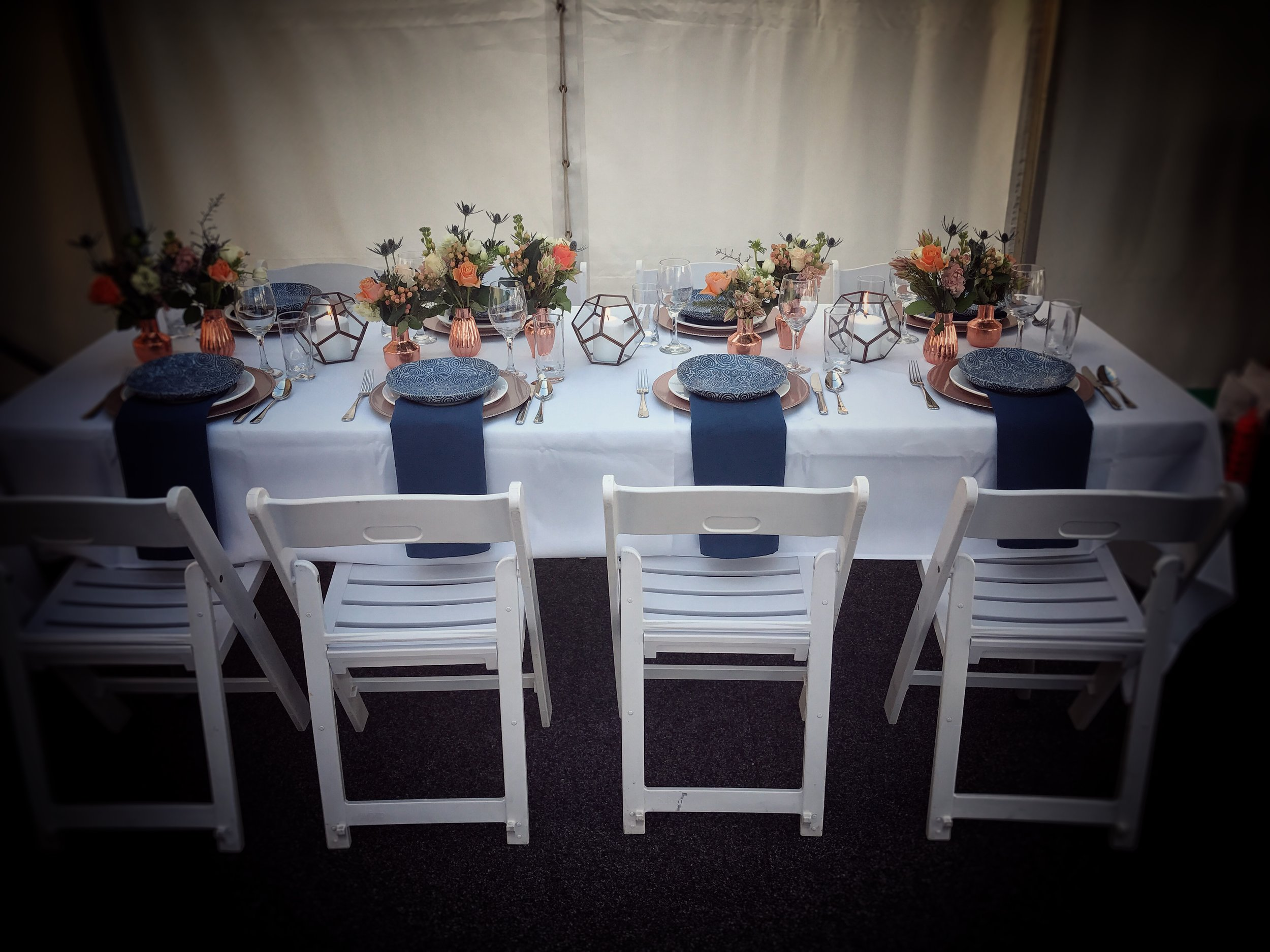 Warrnambool Party Hire marquee