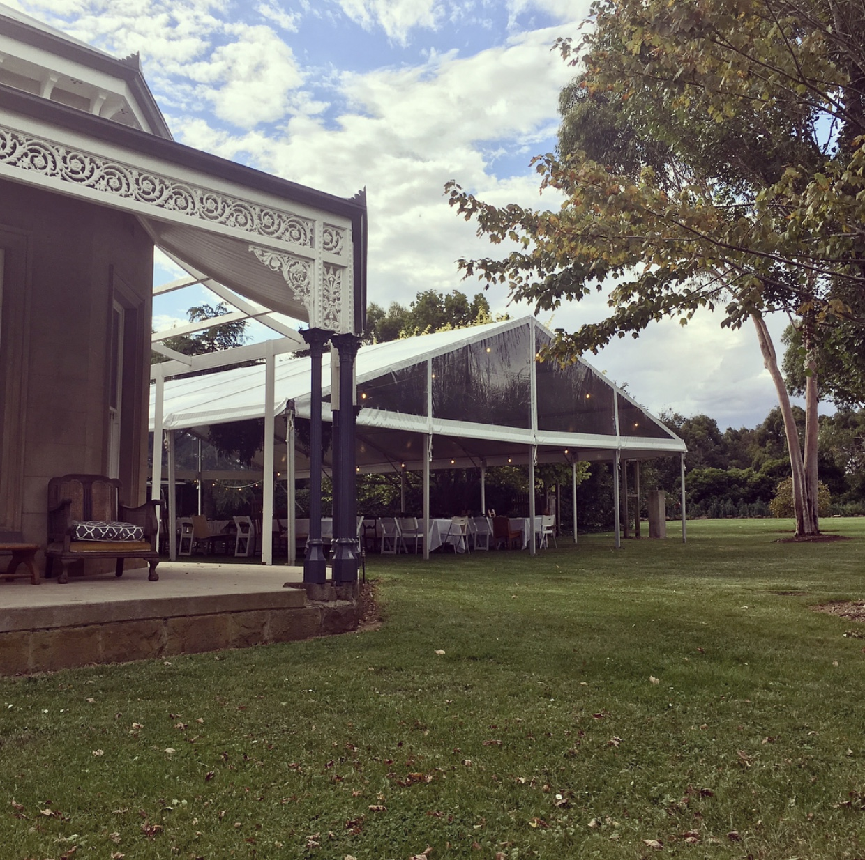 Terang Wedding Marquee Hire