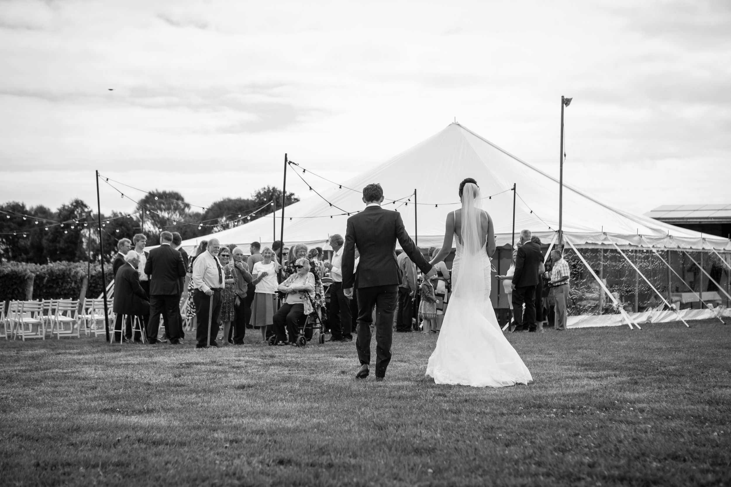 Warrnambool Wedding Marquee Hire