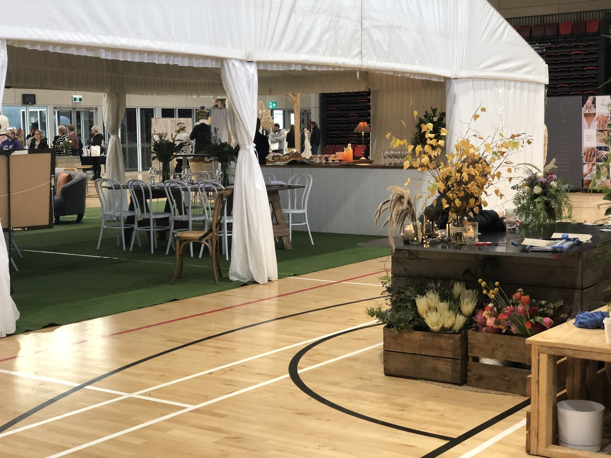 Grand Events Hire & Styling - Occasional Furniture Range - Warrnambool Bridal Expo
