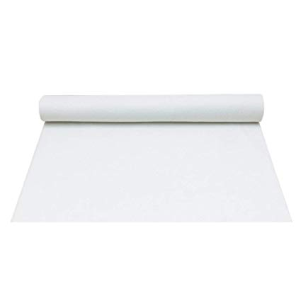 White Carpet Roll - Single Use