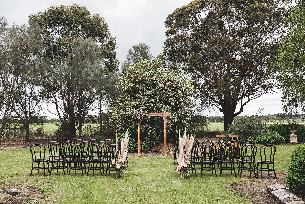 Dunkeld Wedding Hire & Styling