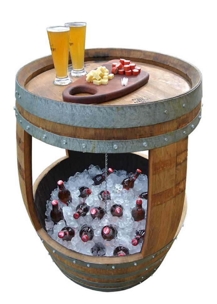 Wine Barrel Eski