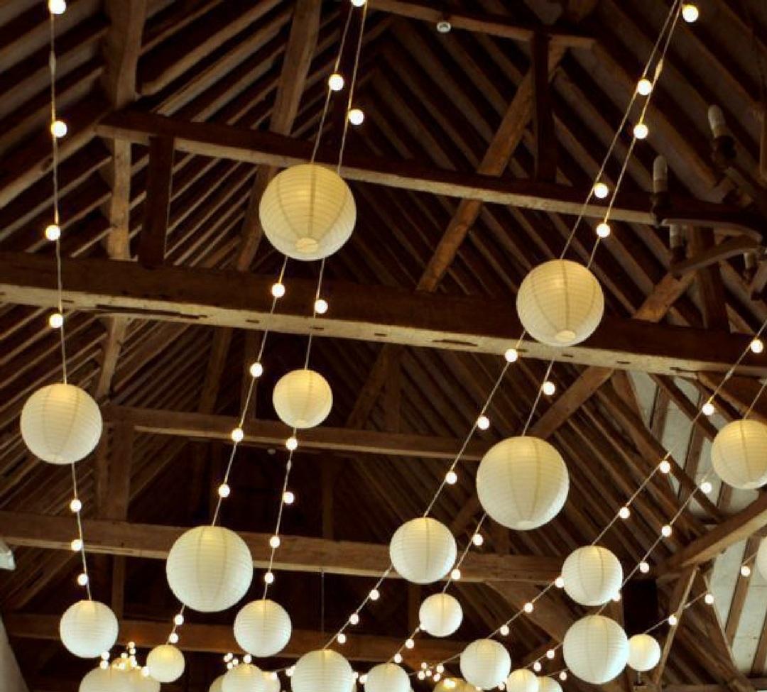 Festoon/paper lantern