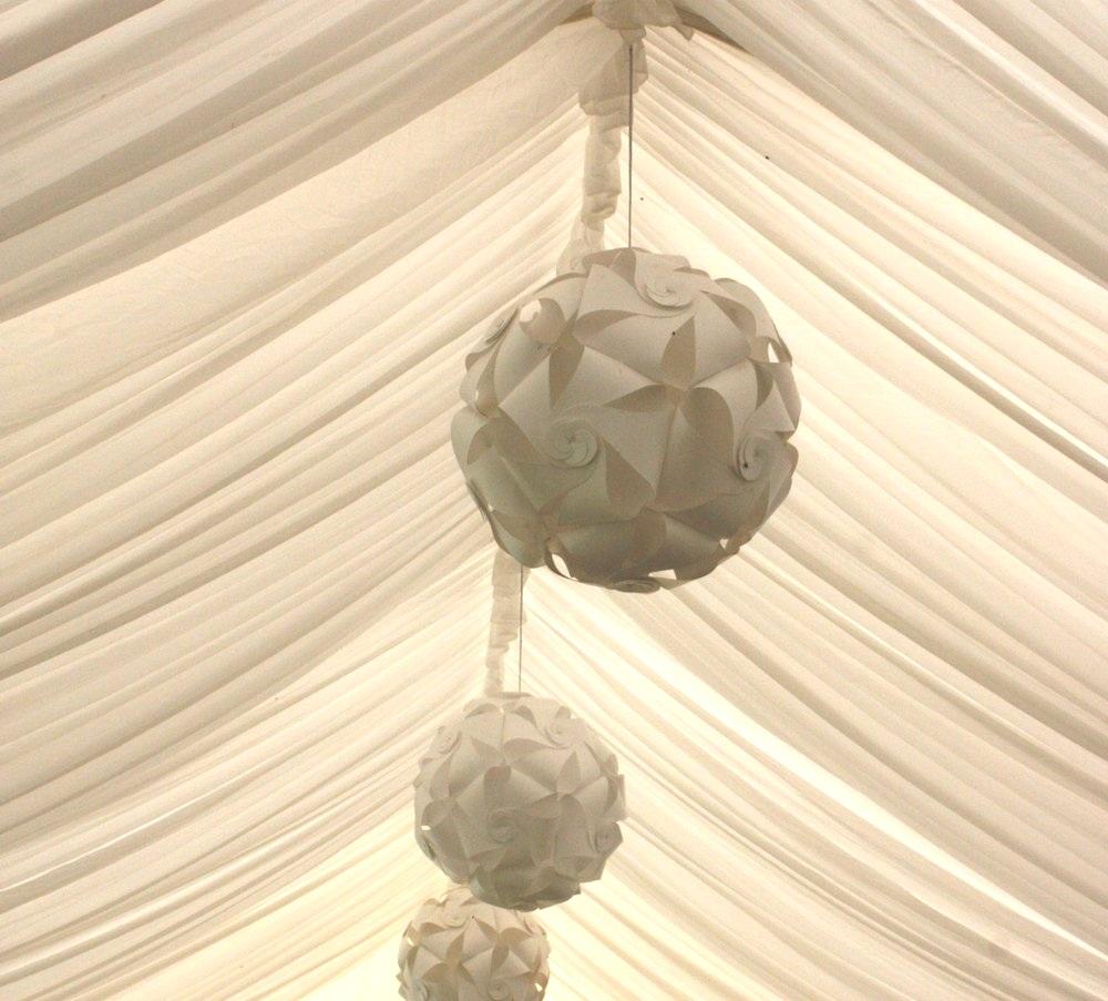 Origami Light Ball