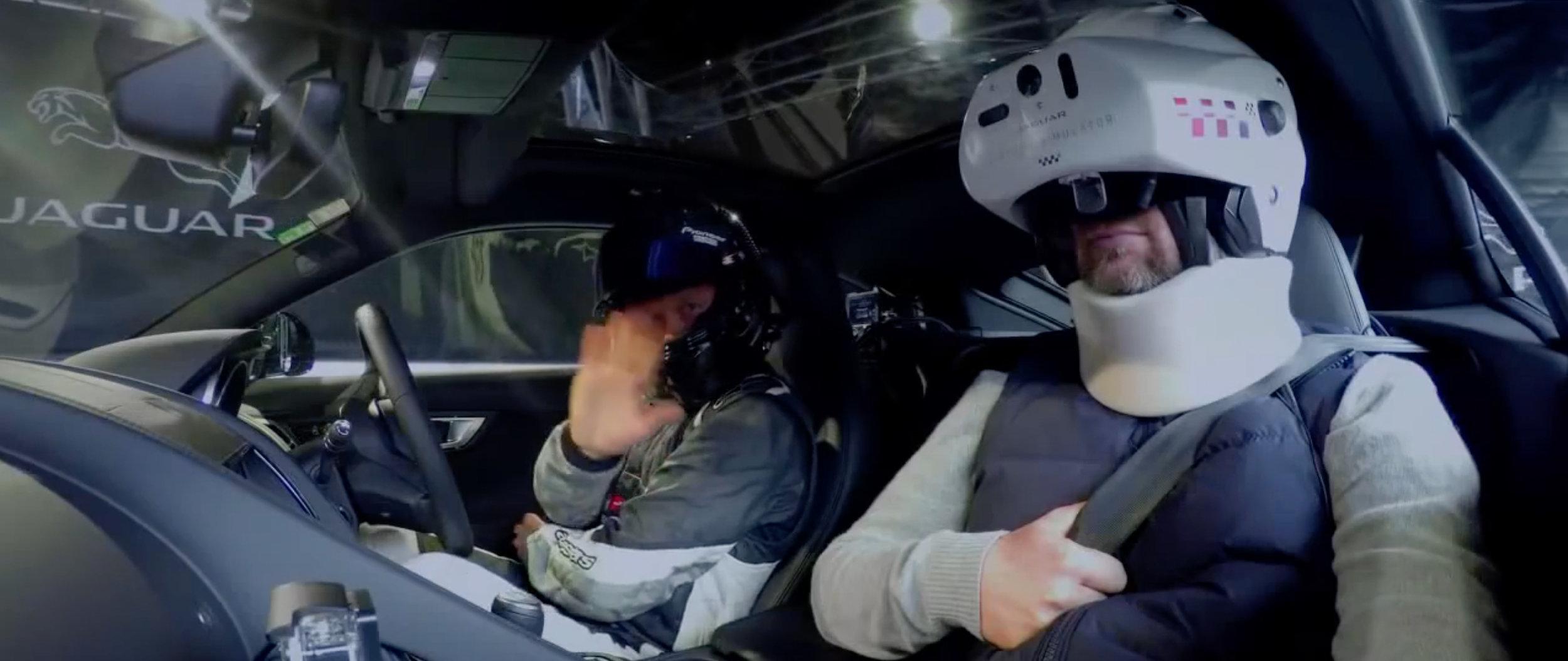 JAGUAR - REAL VR (DOP - DUNCAN COLE)