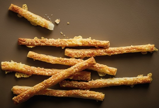 Foz's Cheese Straw's -