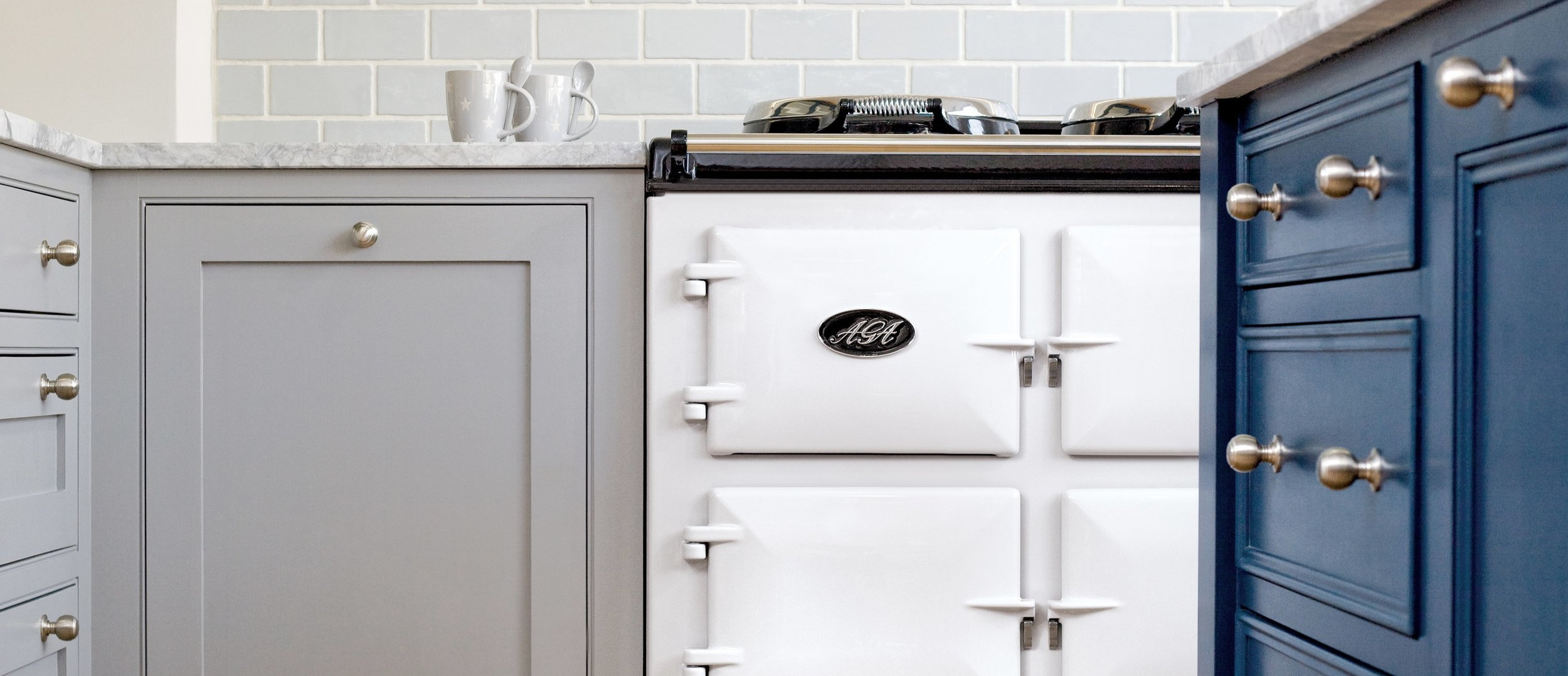 Free Home Survey - Here at Blades we like to help our customers through the journey of purchase and installation, our friendly and knowledgeable staff will happily guide you through the options available to you, from models to enamel colours. And once you've fallen in love with your AGA cooker, arrange an appointment for a free home survey.