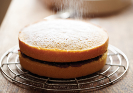 Foolproof Cake -