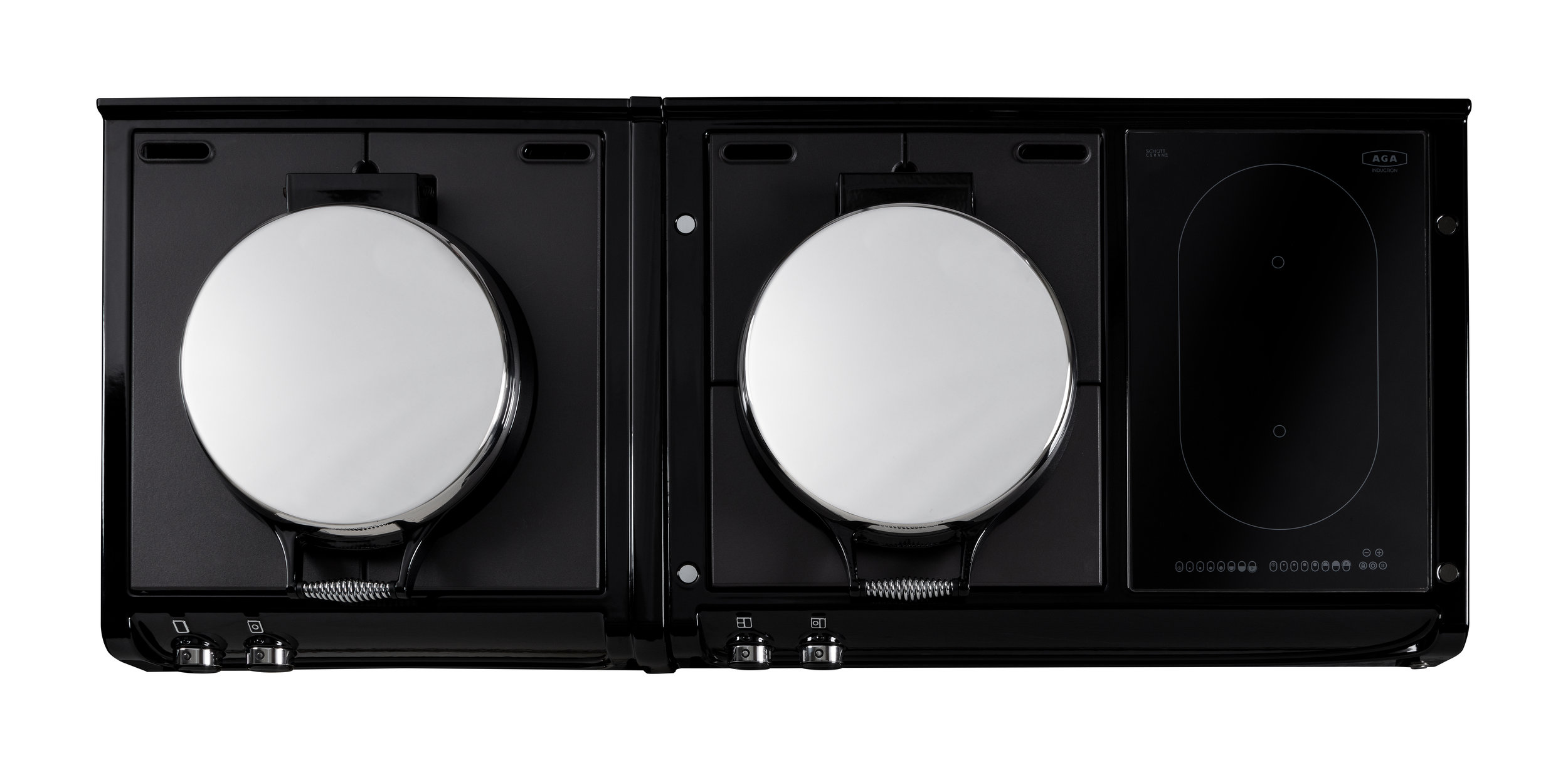 AGA 3 Series eR3 160-5i - With Two Zone Induction Hob