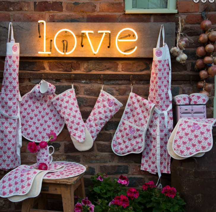 20% Off Love AGA Textiles -
