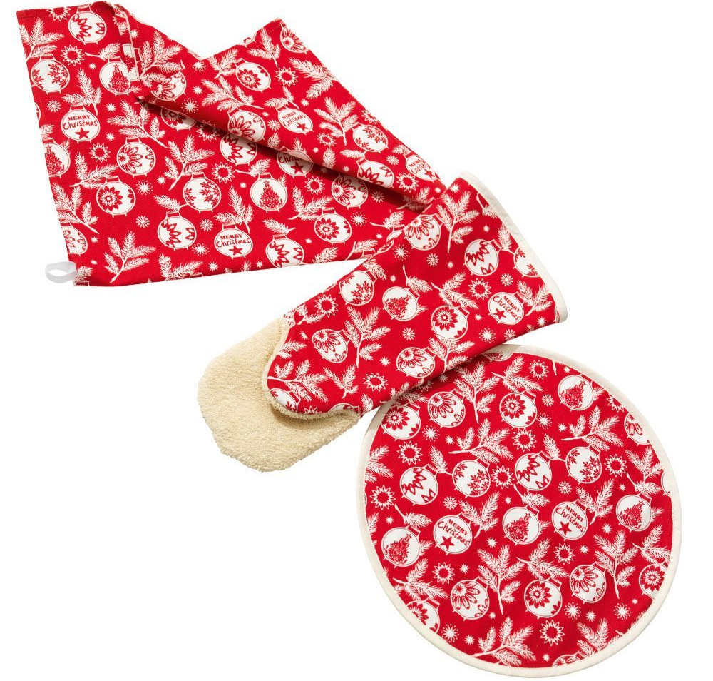 20% AGA Christmas Baubles Textiles -