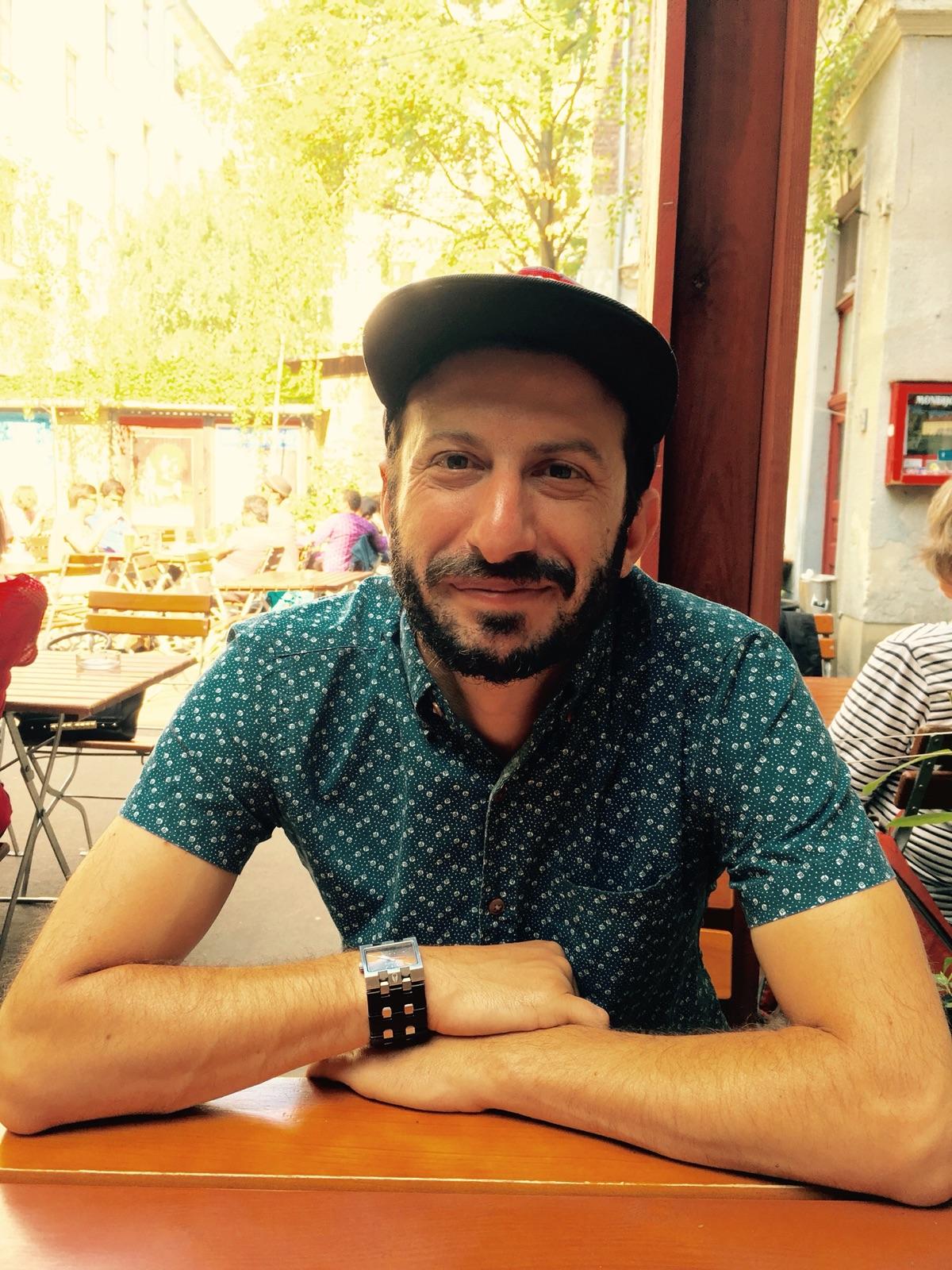 Darius Zelkha, Brilliant Corners