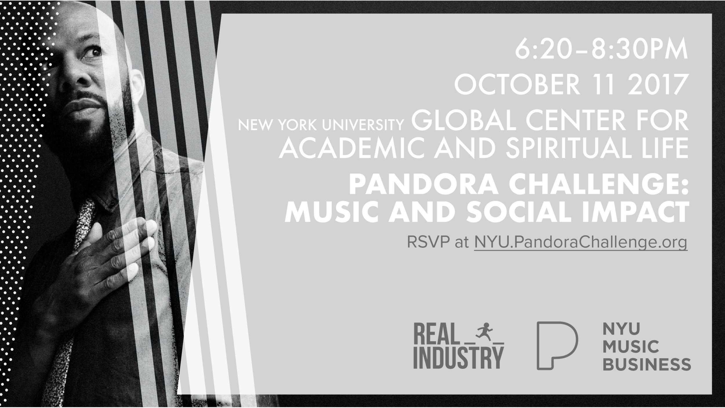 Pandora Challenge NYU Banner 9-14-17_NYU Facebook Banner.png