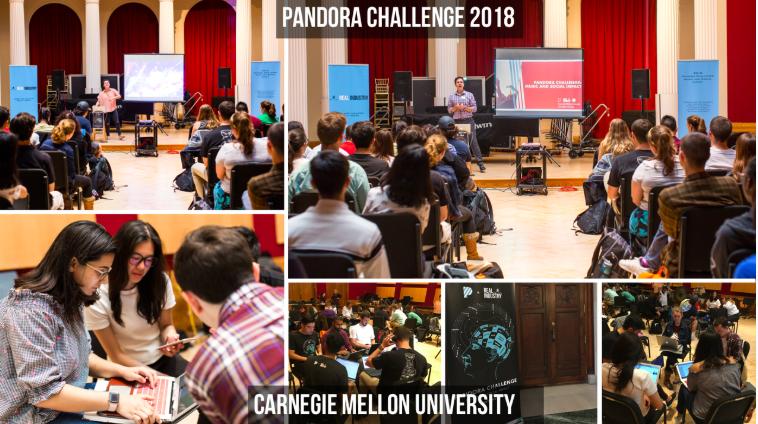 Carnegie Mellon University - September 17th, 2018