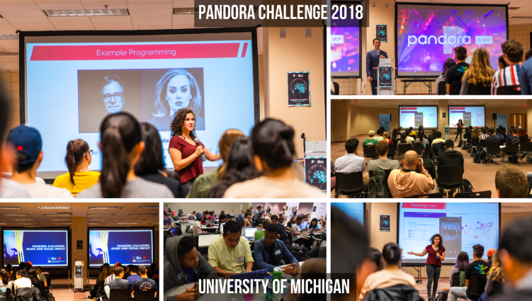 University of Michigan - September 25th, 2018