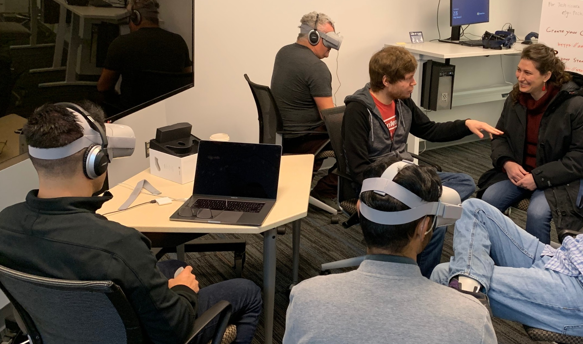 Facebook and real industry bring VR experience to UNiv Michigan -