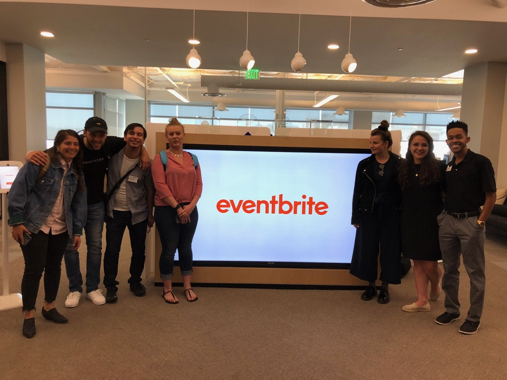 Day 3 - EventbriteFireside Chat; Facility Tour with Greg Patterson