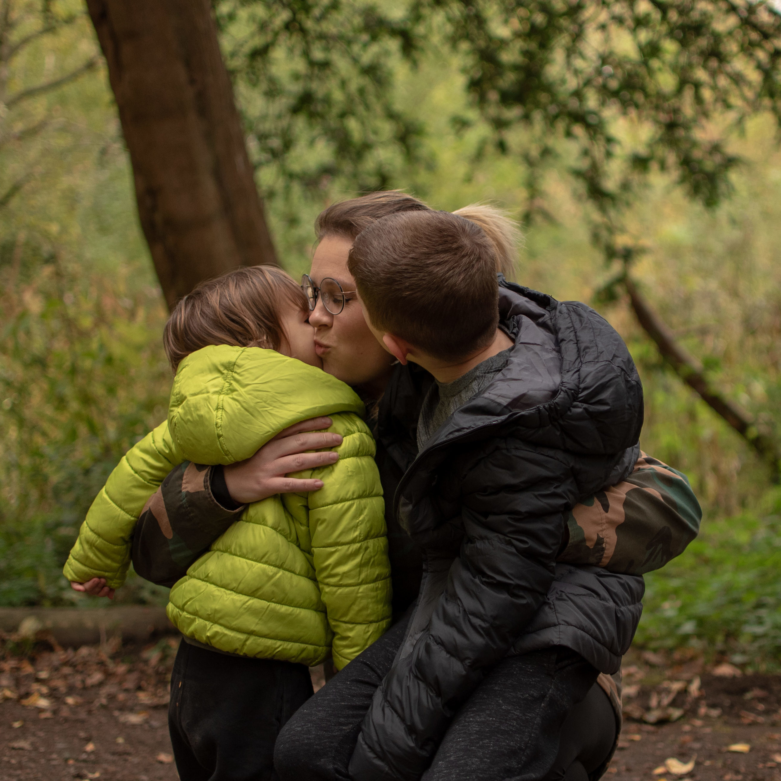 What an adorable family - I can't wait to photograph their wedding next summer in Nottingham!