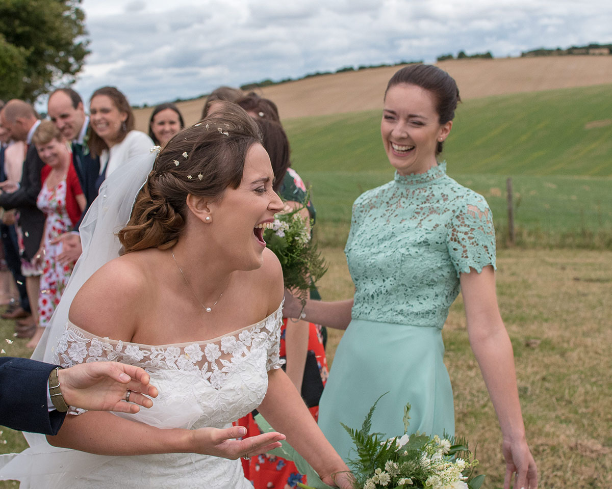 THE FULL DAY PACKAGE - £995 - 10 hours of wedding day coverage