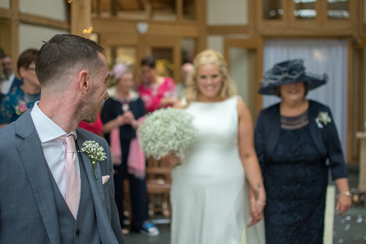 """THE PREMIUM PACKAGE - £1295 - 10 hours of wedding day coverage 16 x 20"""" framed print of your favourite image"""