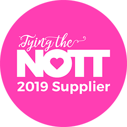 We're proud to be exhibiting at Tying the Nott wedding fair this Spring