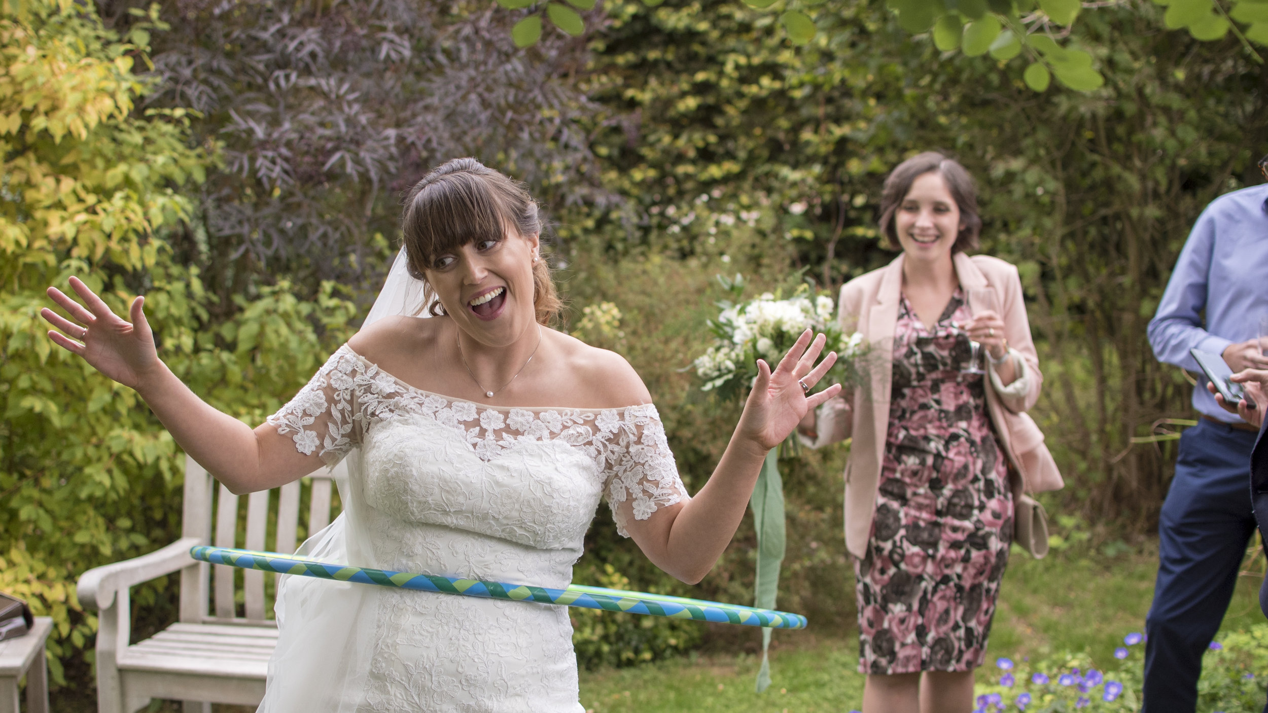 """- """"Connected, alive and fun!""""Festoon Wedding Planner"""